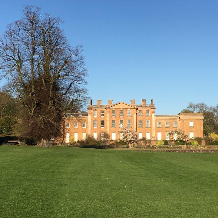 Himley Hall South Staffordshire