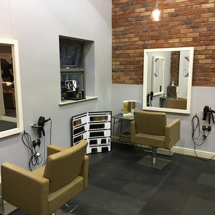 Anthony John hair salon