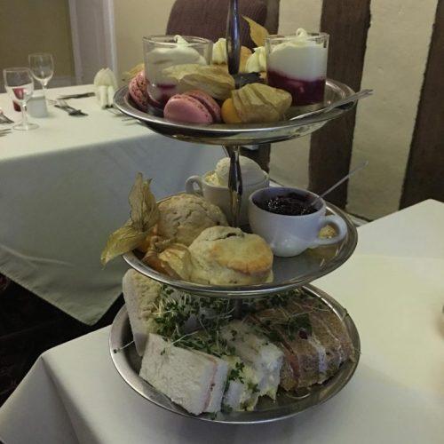Dunsley Hall Restaurant Kinver Menu