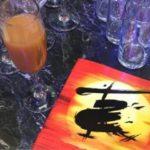 Miss Saigon At The Birmingham Hippodrome; Musical Inspired Food