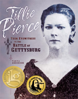 Book Cover Tillie Pierce