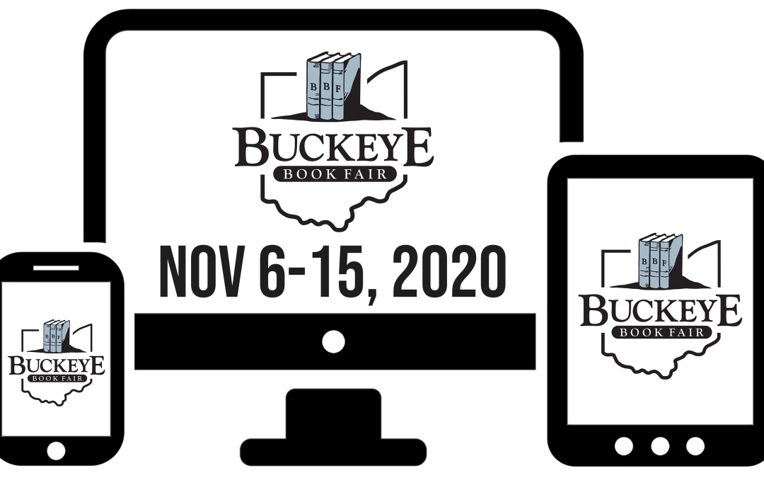 Buckeye Book Fair is going to be virtual.