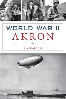 Book Cover World War ll Akron
