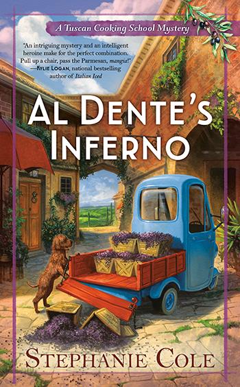 Book Cover- Al Dente's Inferno
