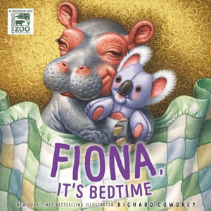 Book Cover Fiona It's Bedtime