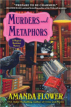 Book cover Murders and Metaphors