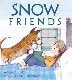 Book Cover Snow Friends