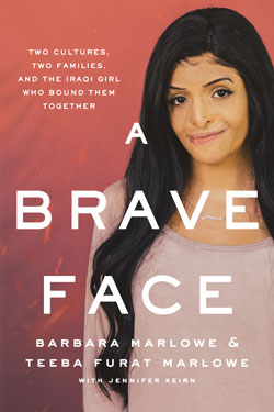 book cover A Brave Face