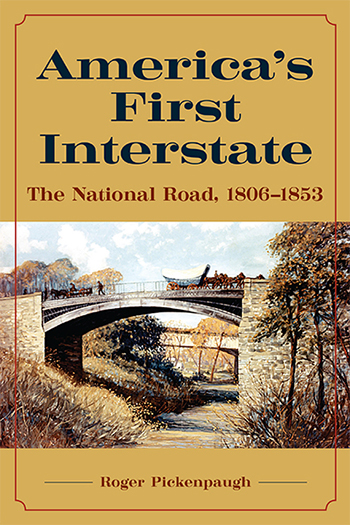 Book Cover- America's First Interstate