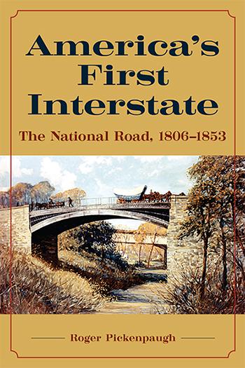 Book Cover- America's First Interstate
