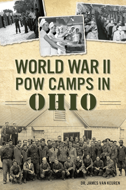 book cover World War ll POW Camps in Ohio