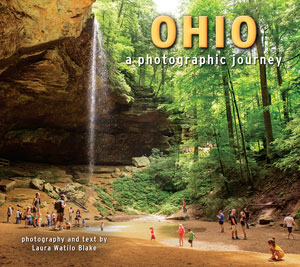 book cover Ohio A Photographic Journey