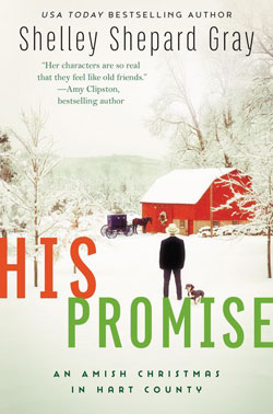 book cover His Promise
