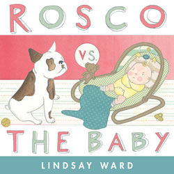 book cover Rosco vs. the Baby
