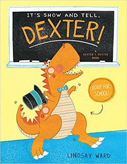 book cover It's Show and Tell Dexter