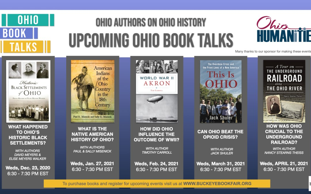 What is Ohio Book Talks?