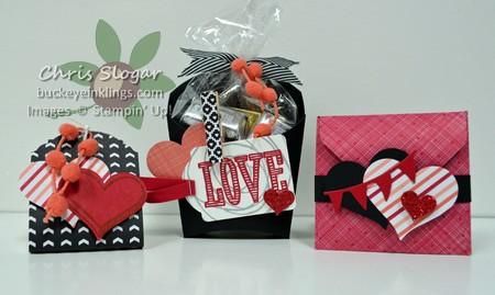 Stacked With Love Valentine Treats Buckeye