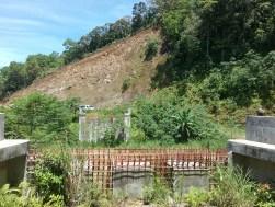 bridge at Binangawan Falls