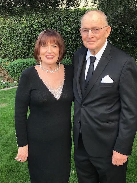 Steve & Barbara Bales Grand Marshal