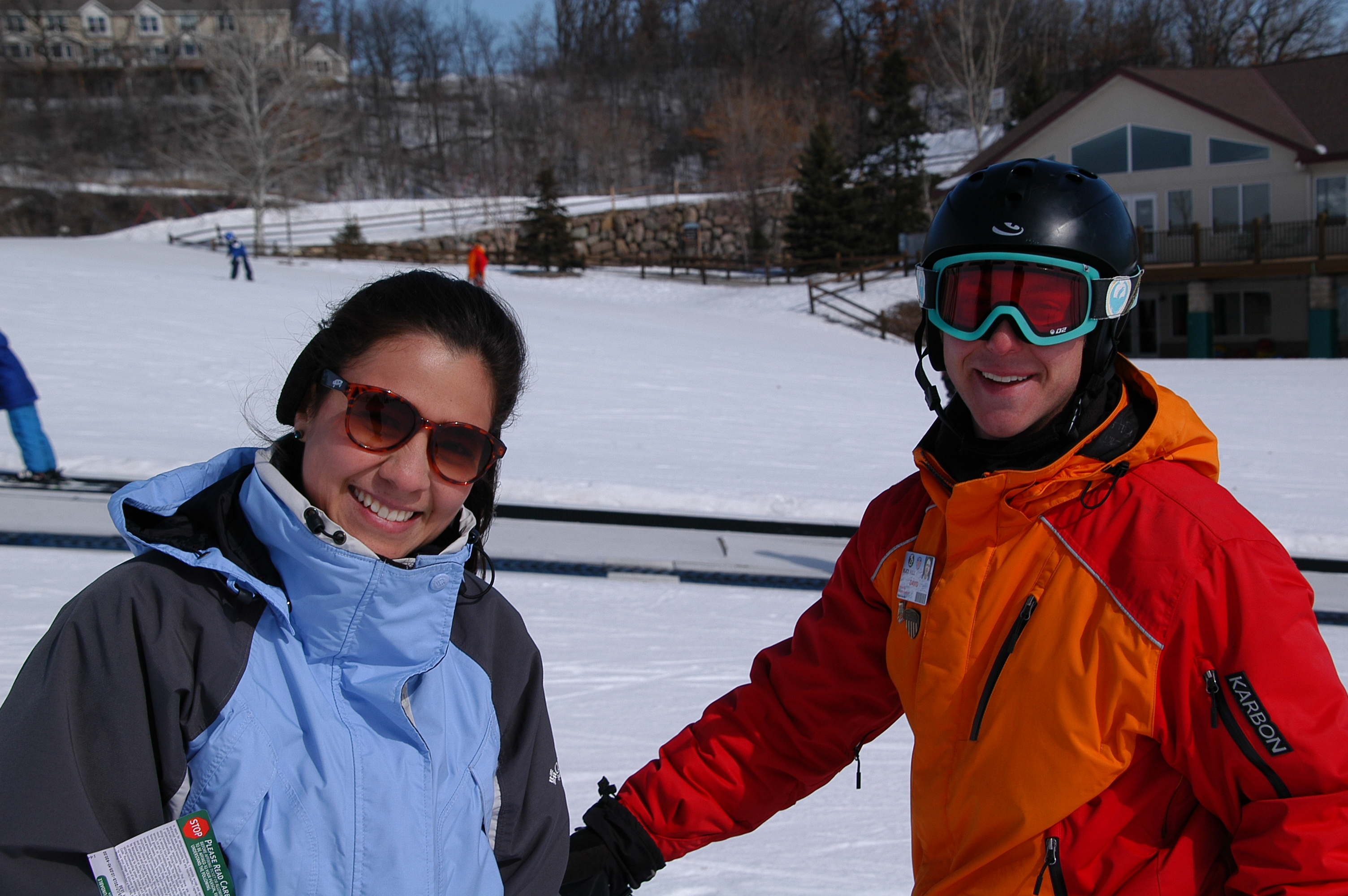 Ski Lessons at Buck Hill