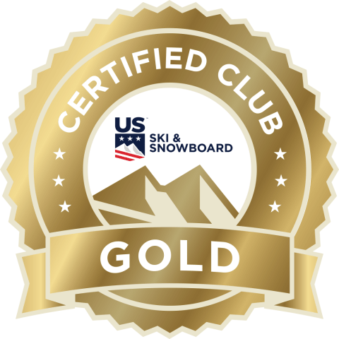 Certified USSA Gold Club Emblem