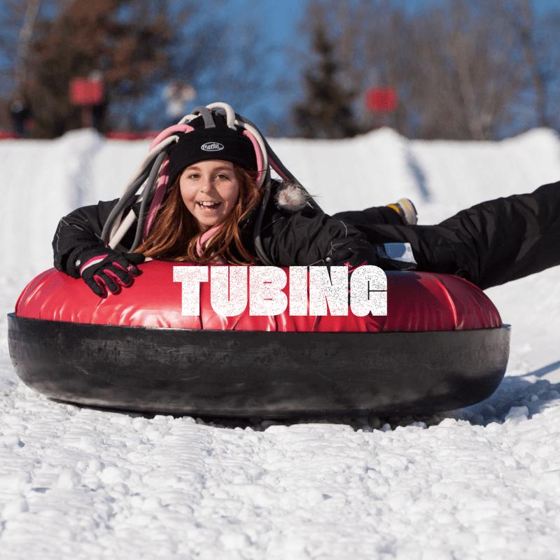 tubing buck hill
