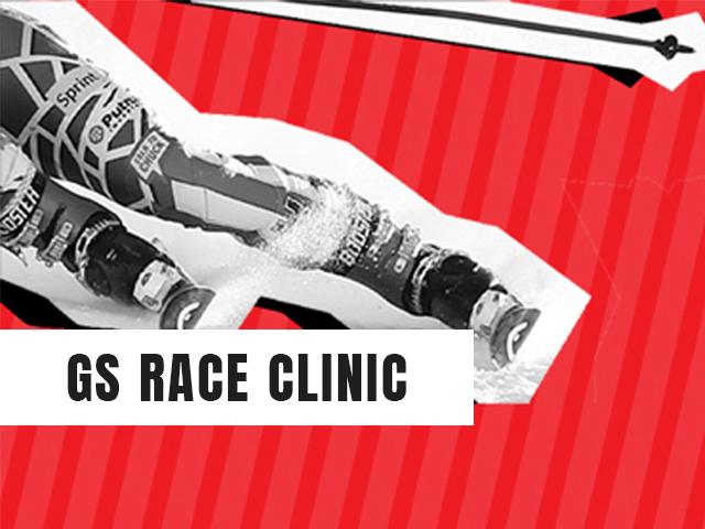 Giant Slalom Race Clinic