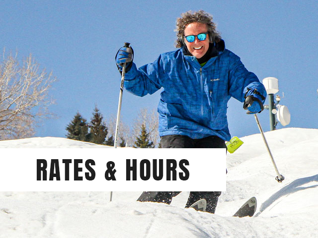 Rates & Hours