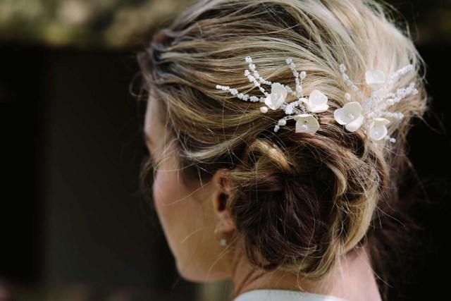 vivi embellish hair accessories | east midlands wedding