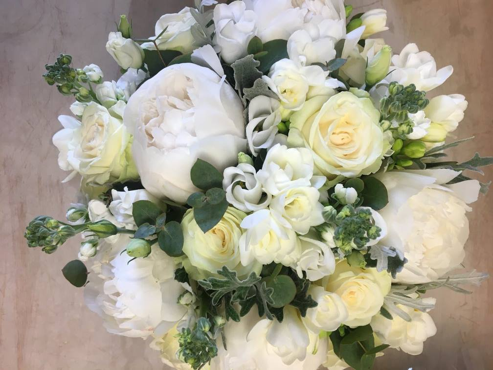 Wedding Bouquet Inspo By Flowers By Philippa