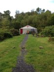 Yurt - FellFoot, Lake Windemere, Lake District - www.buckinghamvintage.co.uk