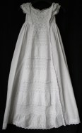 antique christening gown broderie anglaise www.buckinghamvintage.co.uk