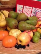 Autumn Harvest in the Fruit Bowl www.buckinghamvintage.co.uk