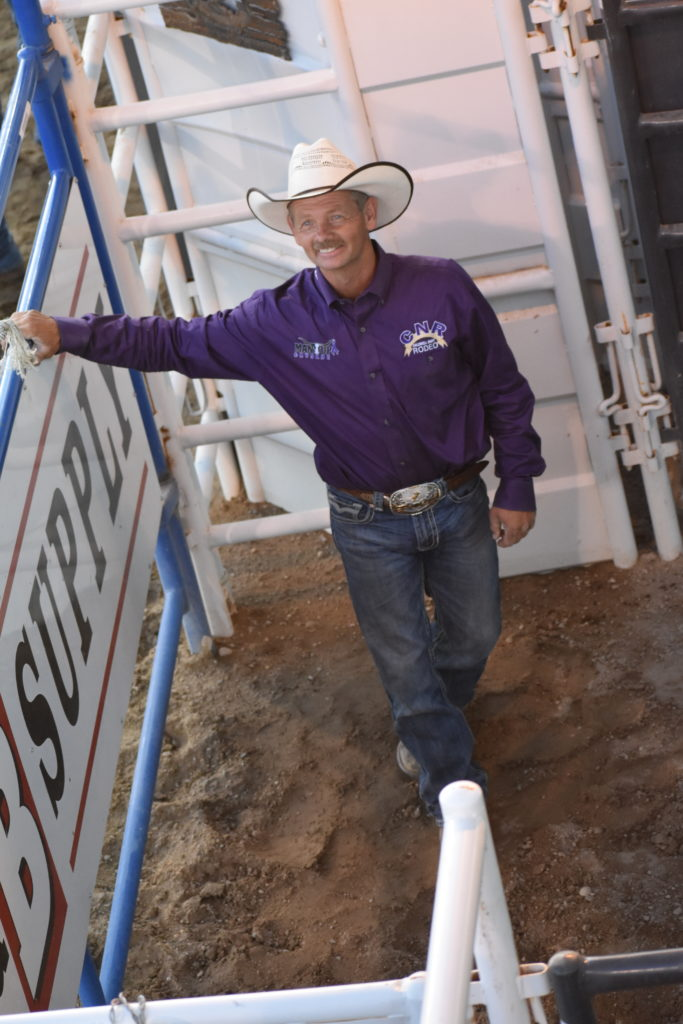 Rodeo Fever Contracting Makes Junior Rodeo Happen