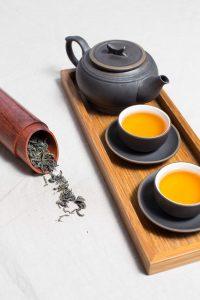Field Trip to the Shofuso Japanese Tea House