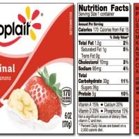 "Eating Yogurt as your ""Healthy Snack""?"
