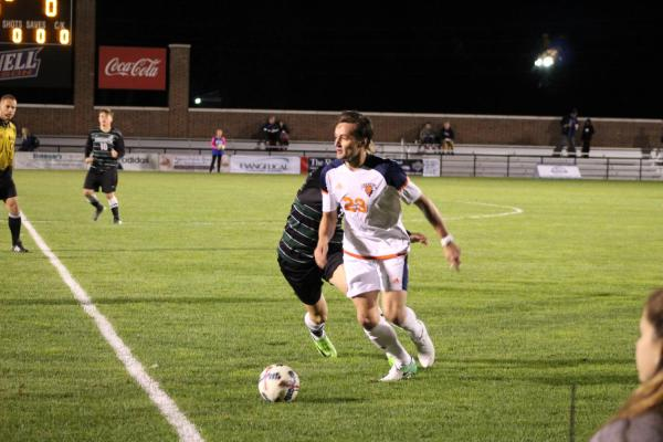 Men's soccer drops two in a row 2-1 - The Bucknellian