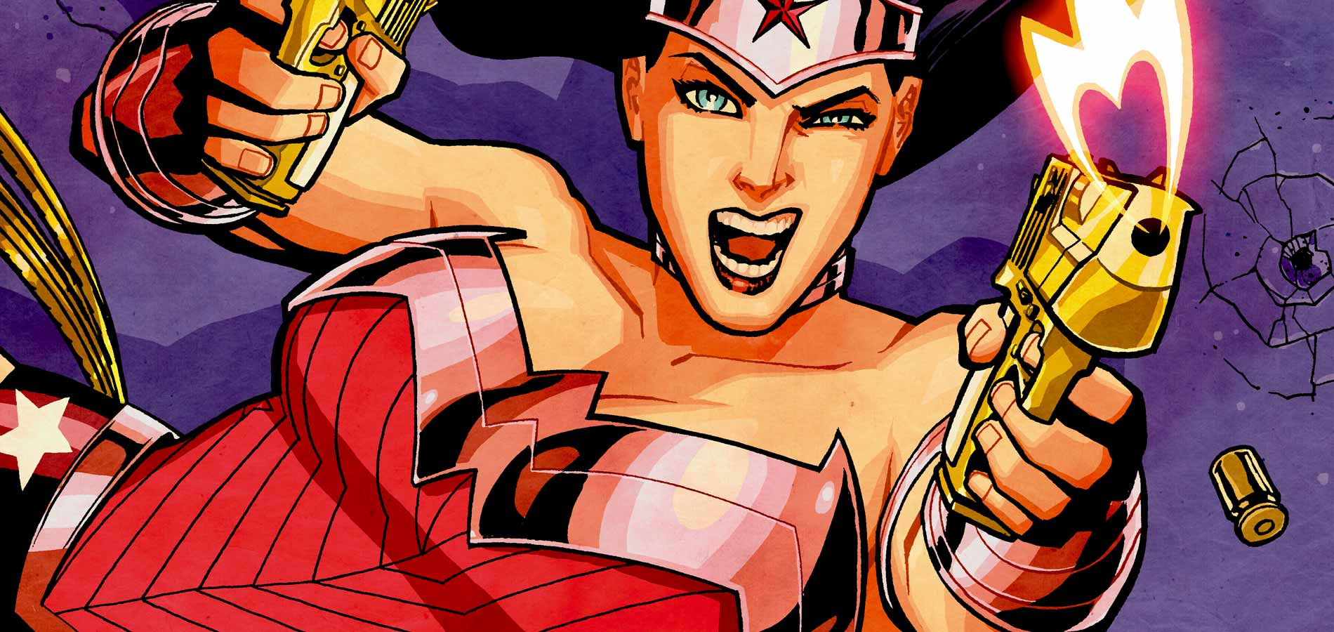 Character of the Month: Wonder Woman (with Comments about the New Movie!)