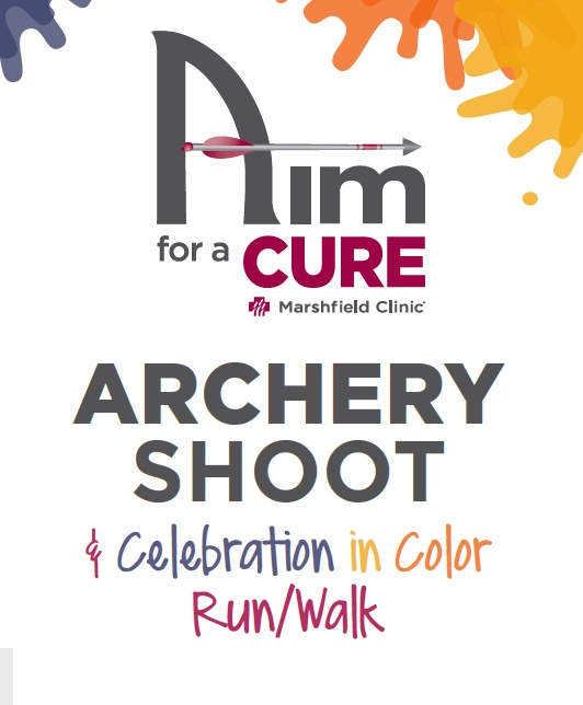 SAVE THE DATE…. Aim For A Cure… August 5th & 6th