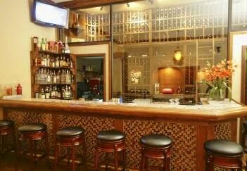 na Brasa bar