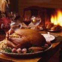 Roast Turkey and Stuffing, MSClipArt