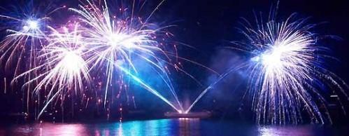New Hope/Lambertville Fireworks