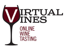 Virtual Vines Online Wine Tasting
