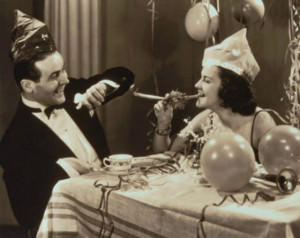 Old Fashioned New Year