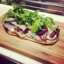 Dilly's - grilled flatbread
