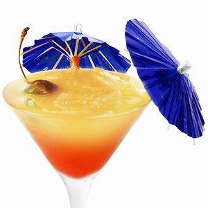 Umbrella drink