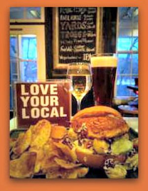 Love Your Local_Golden Pheasant Inn; Bucks County locals nights