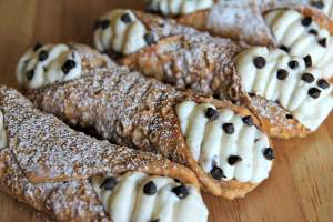 Altomonte's cannoli; photo courtesy of Altomonte's