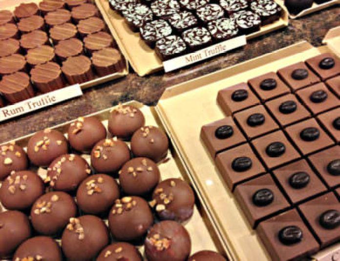 Newtown Chocolatier_truffles