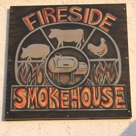 Fireside Smokehouse logo